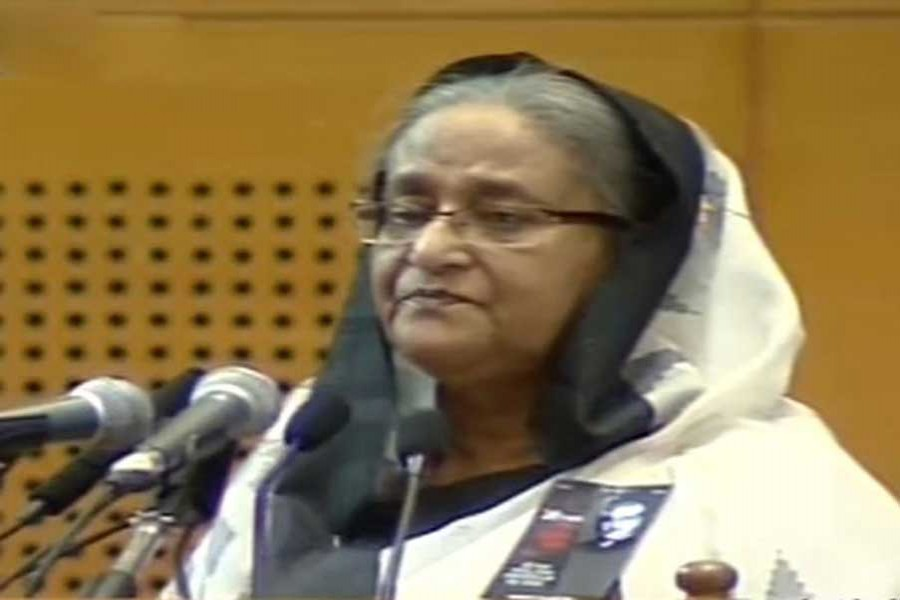 "BNP planted ""poisonous tree of graft"" in Bangladesh: PM"
