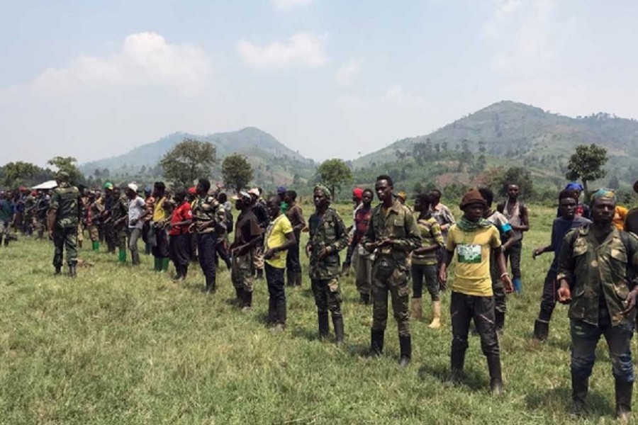 Militants kill 13 in eastern Congo villages