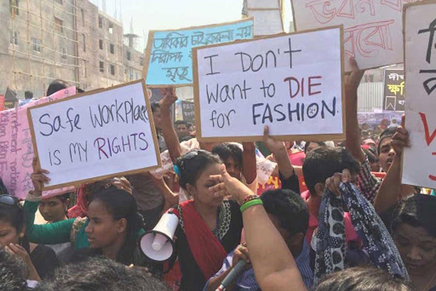 Empowering the garment workers: Impact of Alliance in Bangladesh