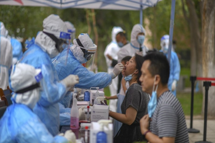 China strengthens COVID-19 testing capacity nationwide ahead of flu season