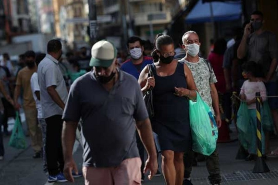 Brazil reports 51,194 coronavirus cases in 24 hrs, 907 deaths
