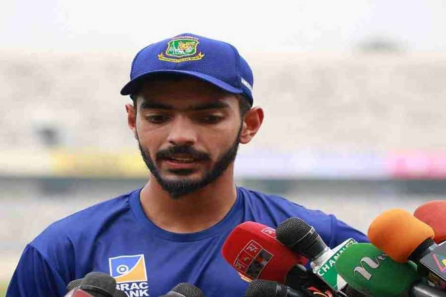 Cricketer Saif tests positive for Covid-19