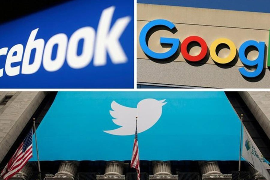 EU asks Facebook, Google, Twitter to do more against fake news
