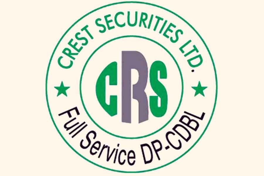 Shares of 1200 Crest Securities clients sent to link accounts