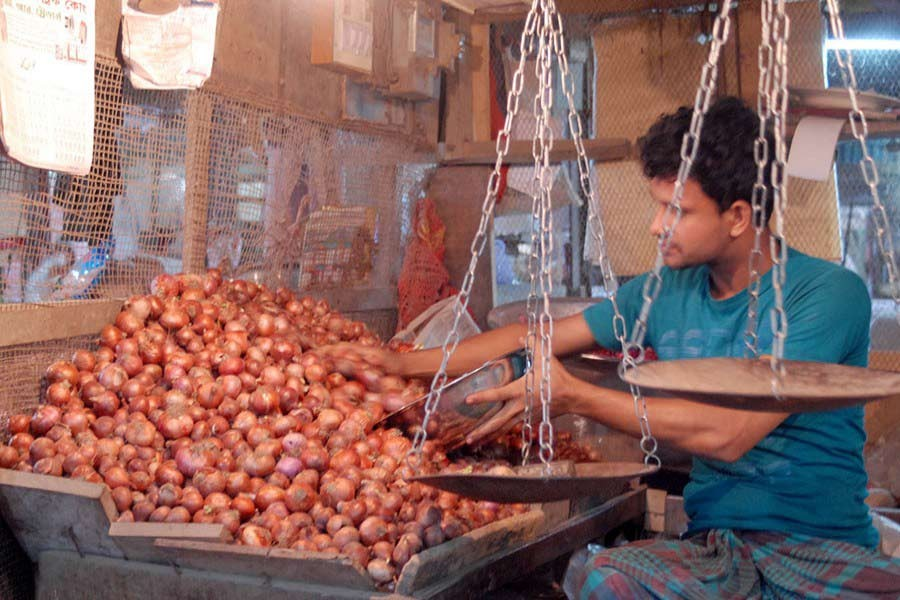 Galloping onion price