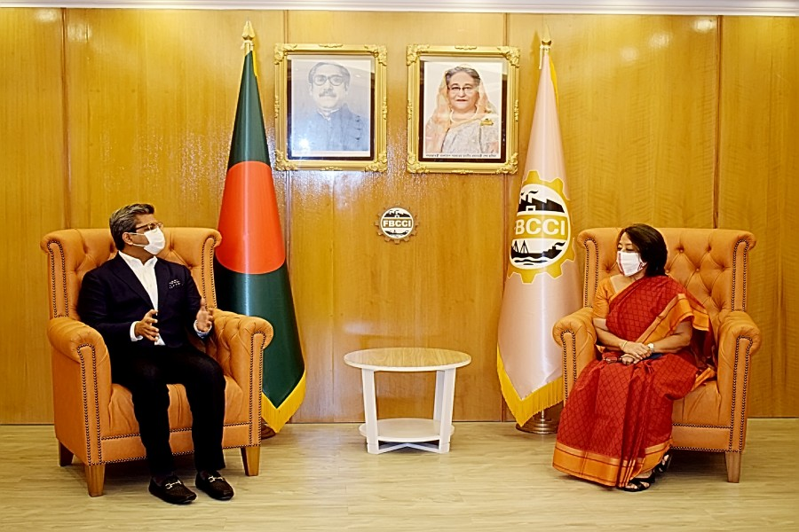 Indian HC meets FBCCI chief