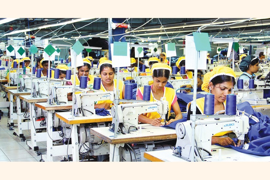 Apparel makers, EPB in service charge row