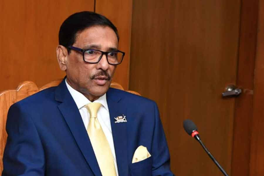 Devoted AL activists to get priority in committees: Obaidul Quader