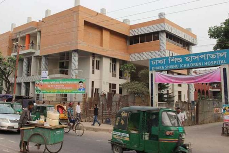 Shishu Hospital sets up stem cell therapy unit