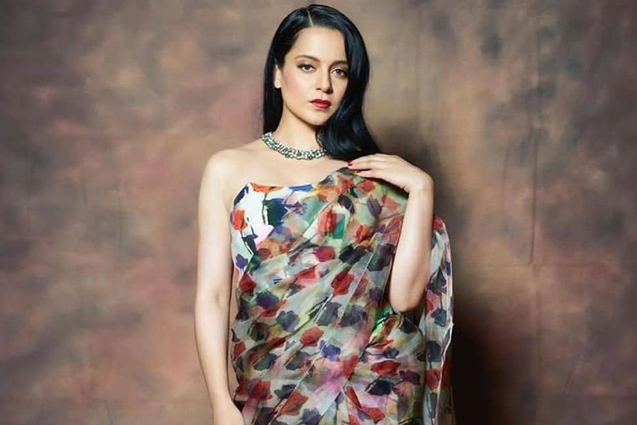 Kangana Ranaut has been vocally suggesting that there exists a 'drugs mafia' in Bollywood - Instagram photo