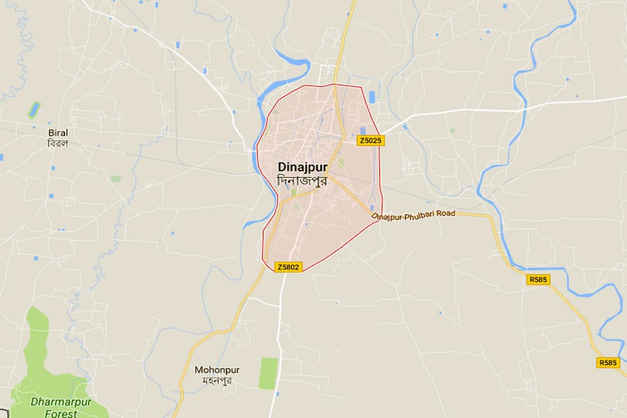 Mud-wall collapse kills four members of a family in Dinajpur