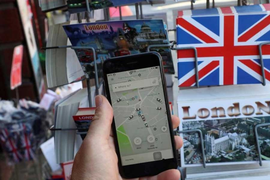 Uber wins legal battle over right to operate in London