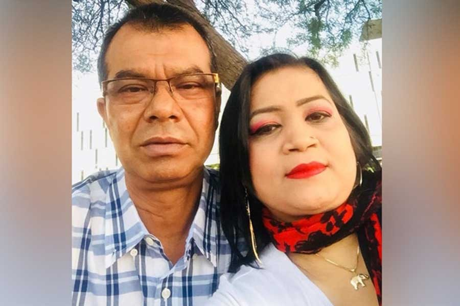 Bangladeshi couple found dead in US after suspected murder-suicide