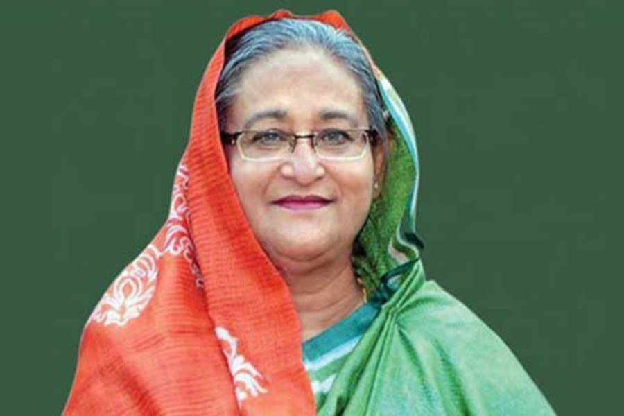 Bangladesh PM for prioritising  a green Covid recovery