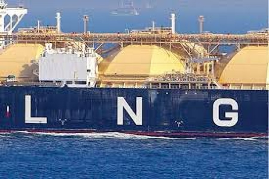 LNG regasification increases by 30pc after spot LNG import