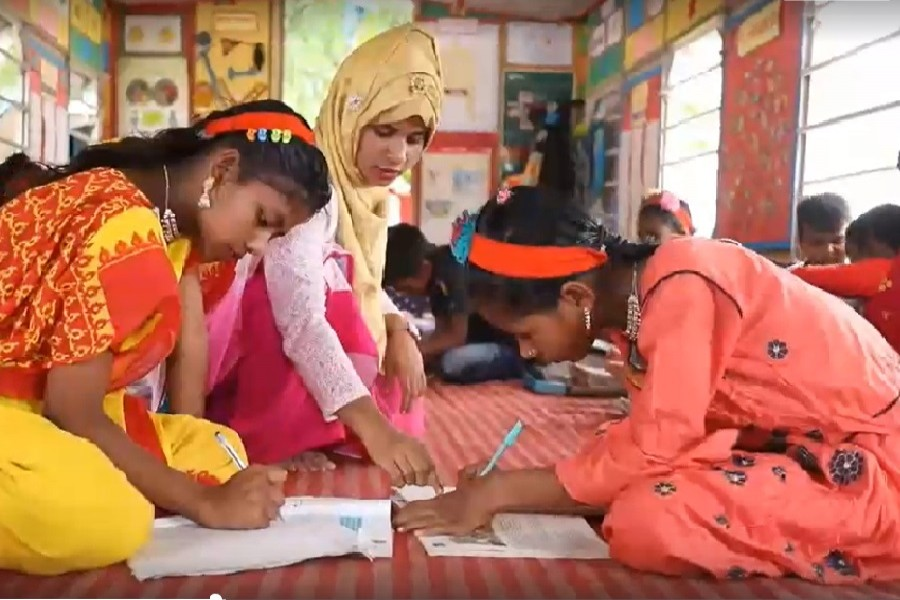 Three BRAC schools among 100 global education institutes to showcase best practices