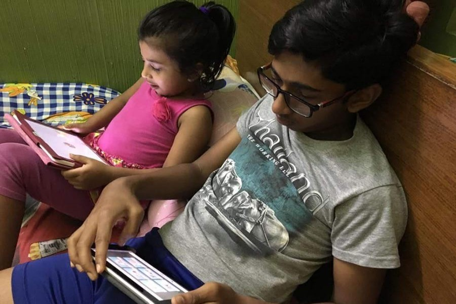 Online learning in Bangladesh reveals social issues: dropouts, inequality