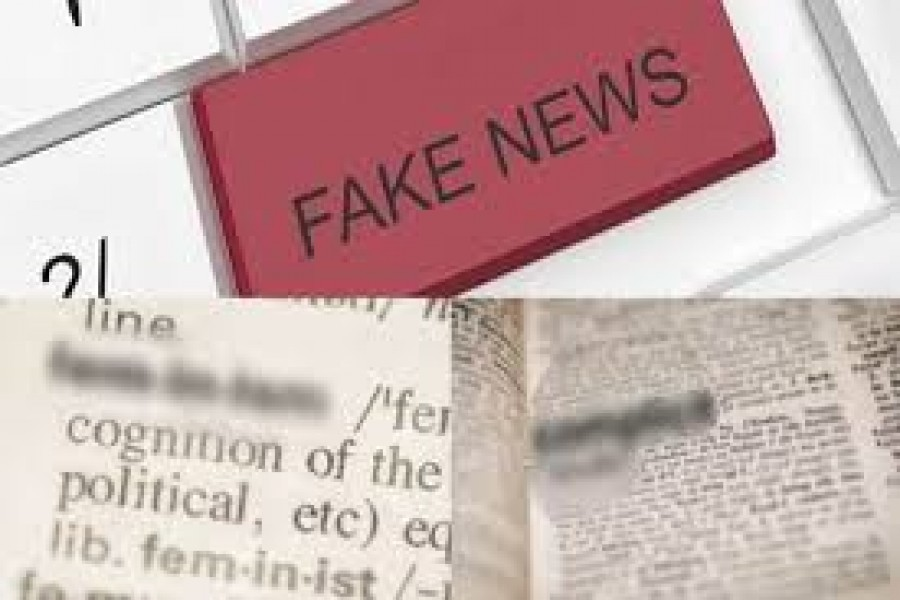 Spreading unfavourable and false information