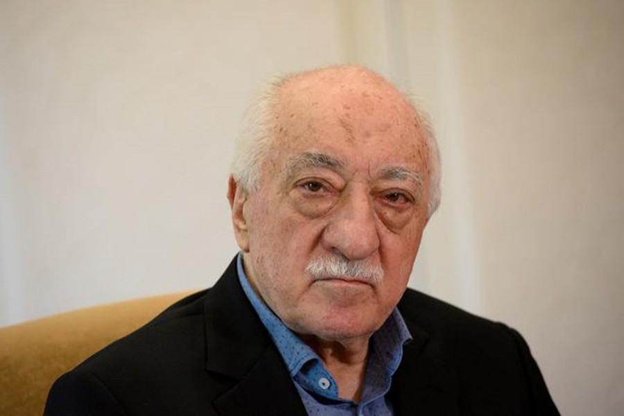 US-based Turkish cleric Fethullah Gulen at his home in Saylorsburg, Pennsylvania, US on July 10, 2017 — Reuters/Files