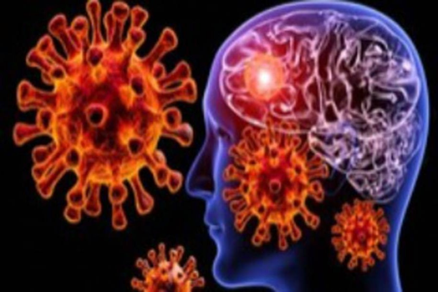 Covid-19 can infect brain tissue, affect memory, language: Study