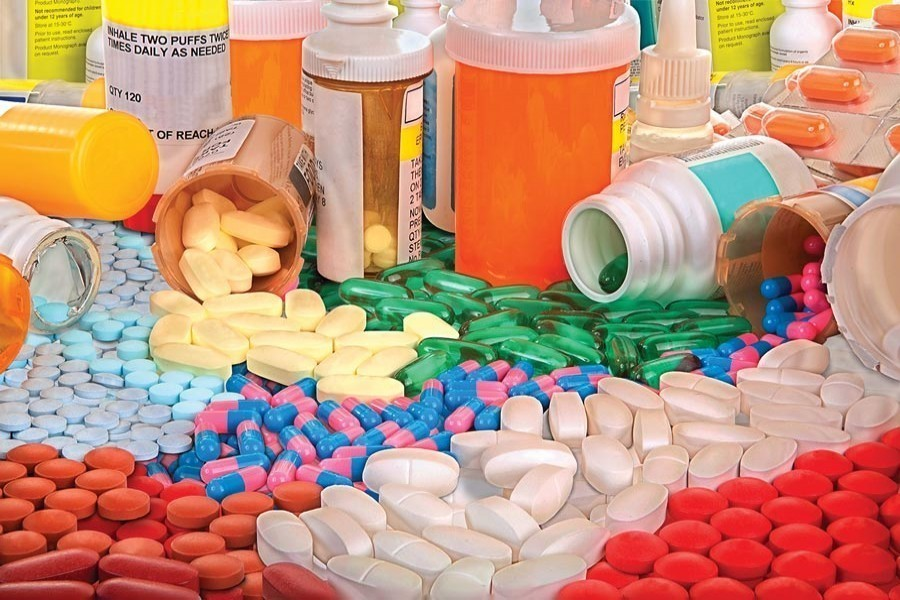 Trends of Bangladesh's pharmaceutical imports