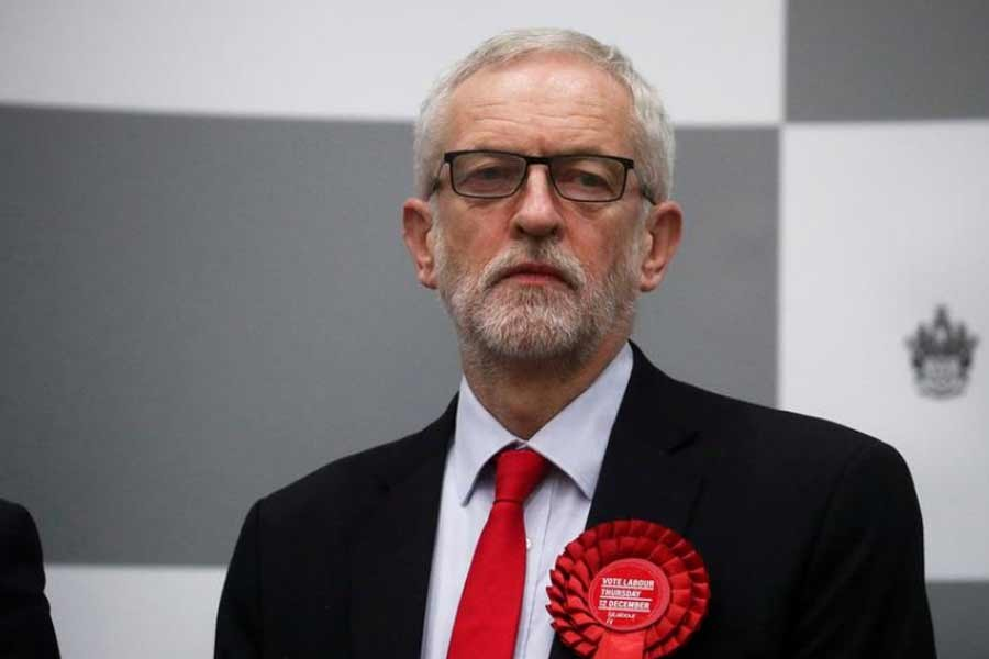 UK's Labour Party suspends Jeremy Corbyn after anti-Semitism report