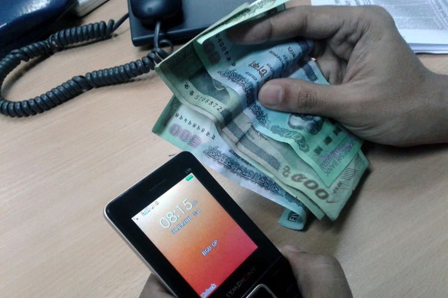 Agent banking vs mobile banking