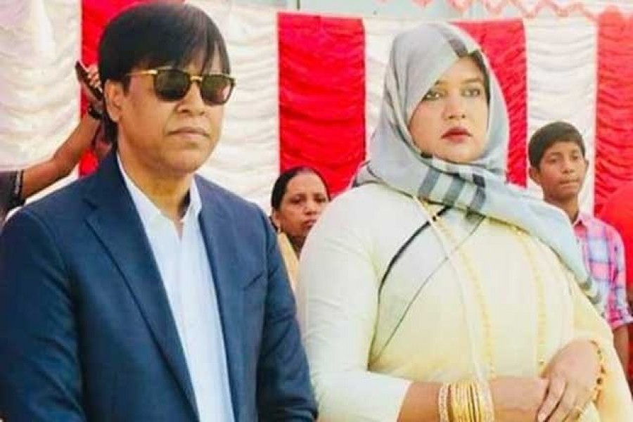 ACC to file case against MP Shahid, wife for money laundering