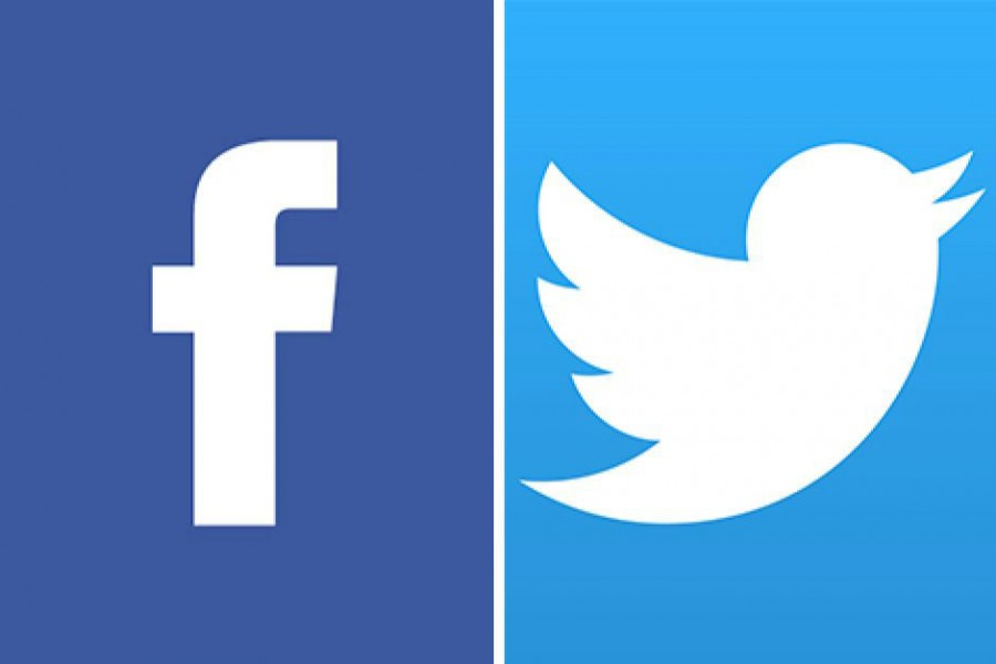 Facebook, Twitter CEOs facing questions on US election measures