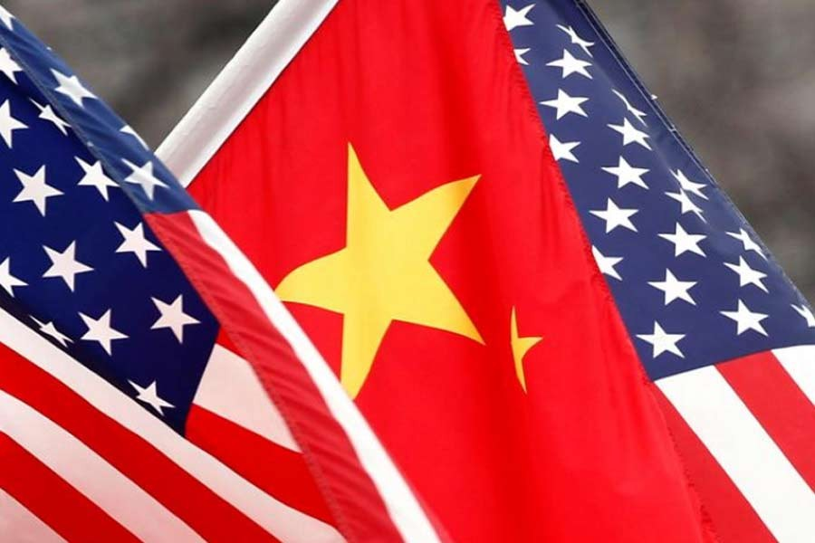 US imposes sanctions on 14 Chinese officials