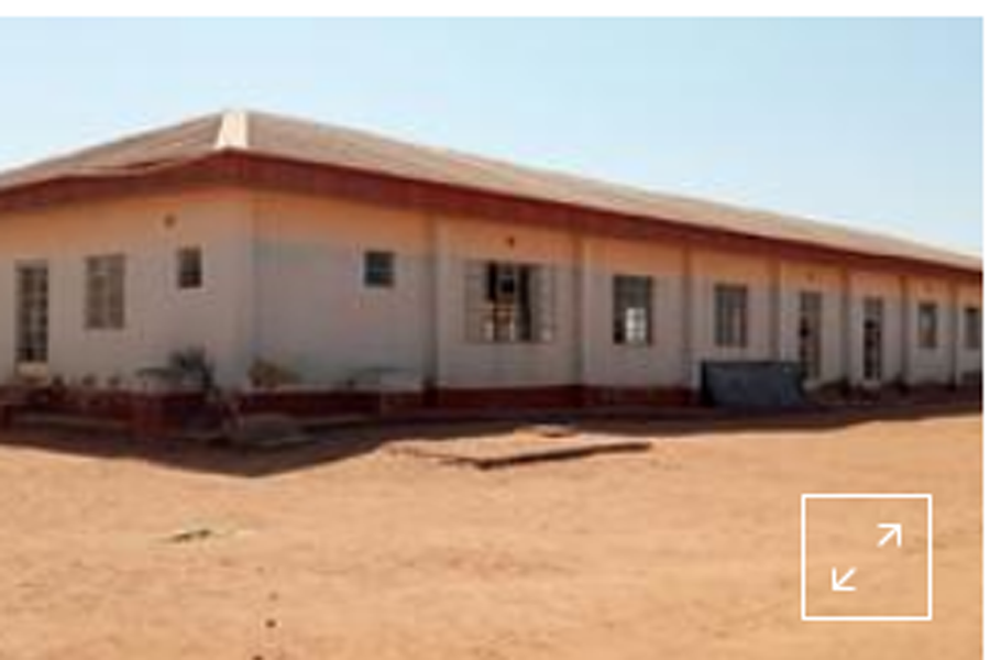 The Government Science secondary school is seen in Kankara district, after it was attacked by armed bandits, in Northwestern Katsina state, Nigeria, December 12, 2020. Reuters/Abdullahi Inuwa