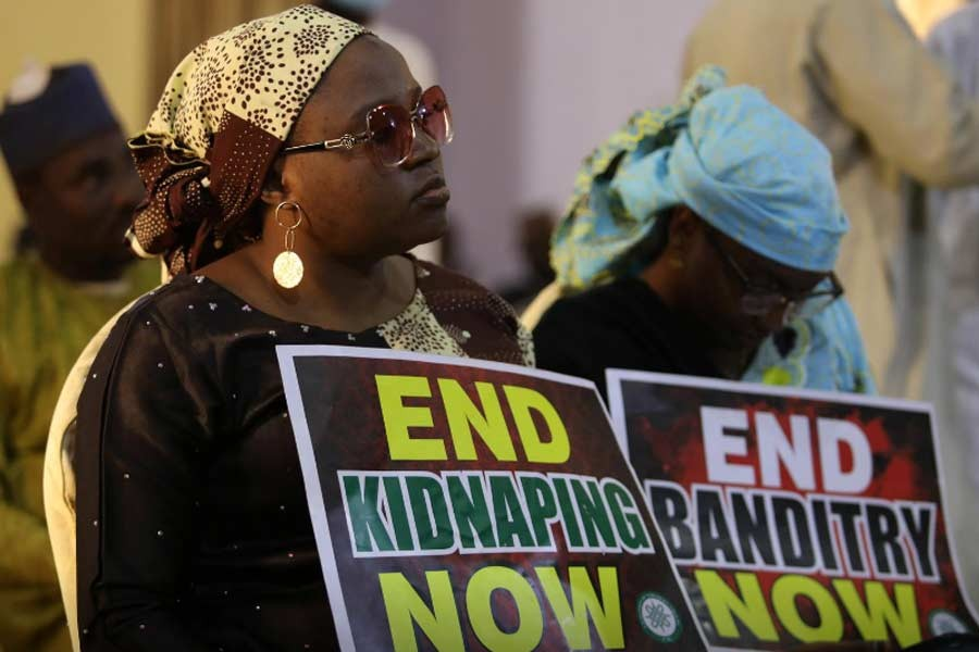 Nigerian rescues more than 300 schoolboys kidnapped by gunmen