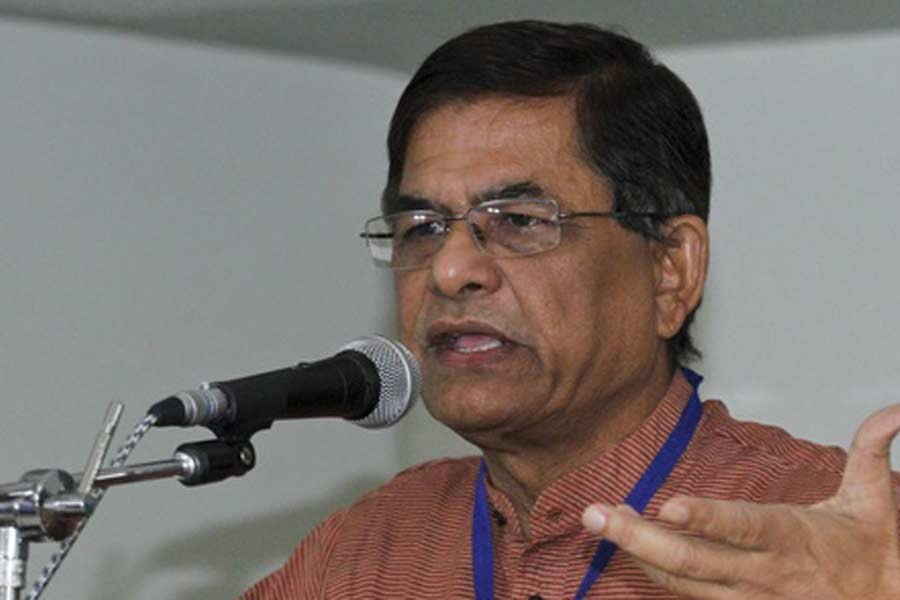 Govt using state machinery to eliminate opposition parties, Fakhrul alleges