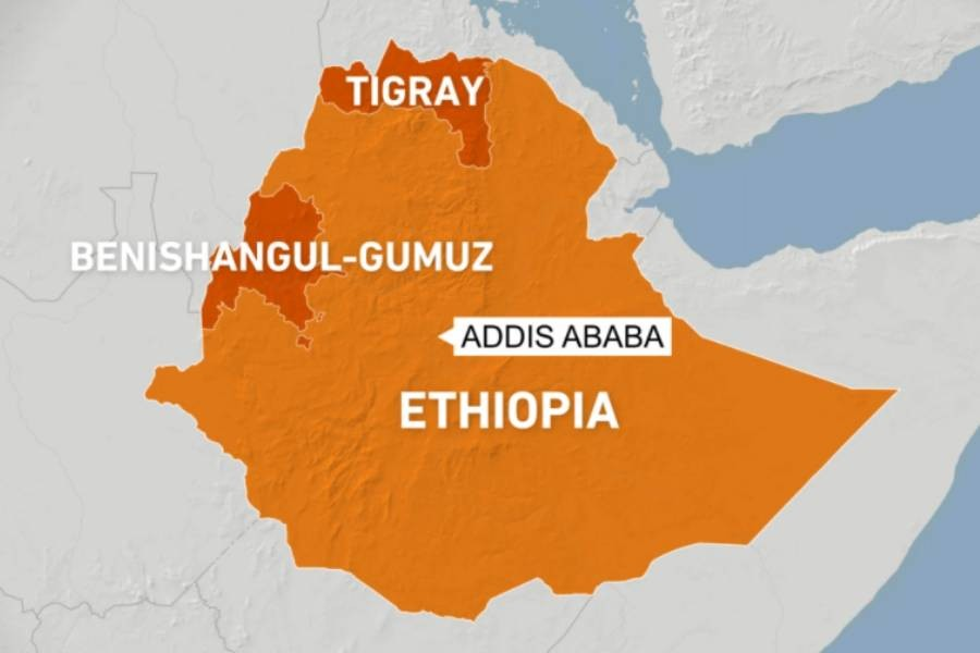 Gunmen kill dozens in western Ethiopian region of Benishangul-Gumuz