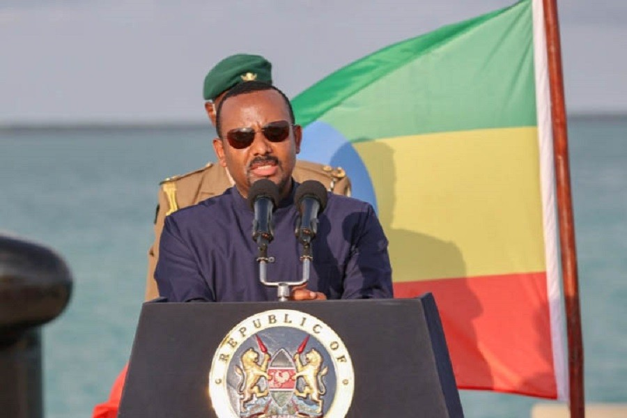 Prime Minister Abiy Ahmed is under pressure to contain outbreaks of deadly violence in several regions, including a conflict in the northern Tigray region [File: Reuters]