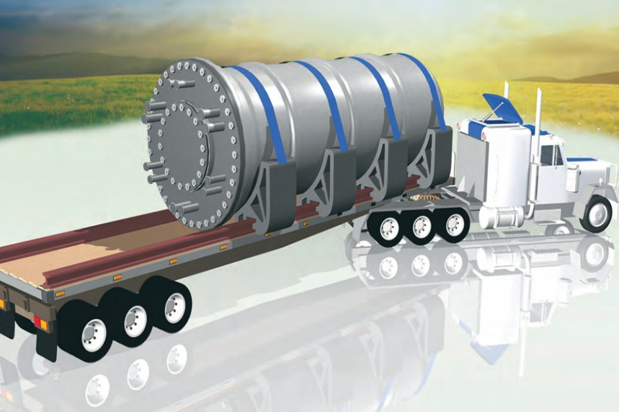 Small Modular Reactor offers new hope for commercial nuclear energy