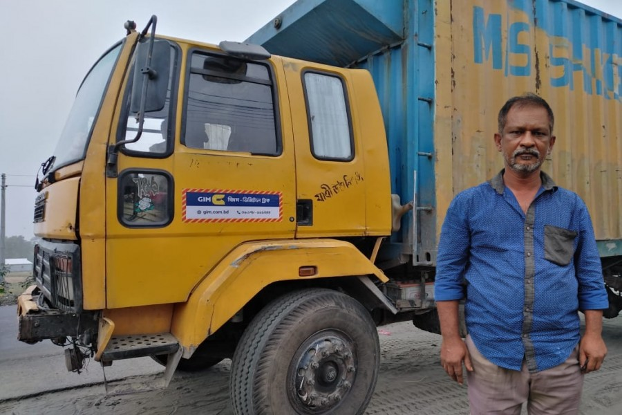 Digitisation in the life of a truck driver