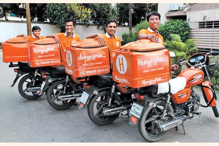 Alibaba eyes purchase of Bangladeshi food delivery firm HungryNaki