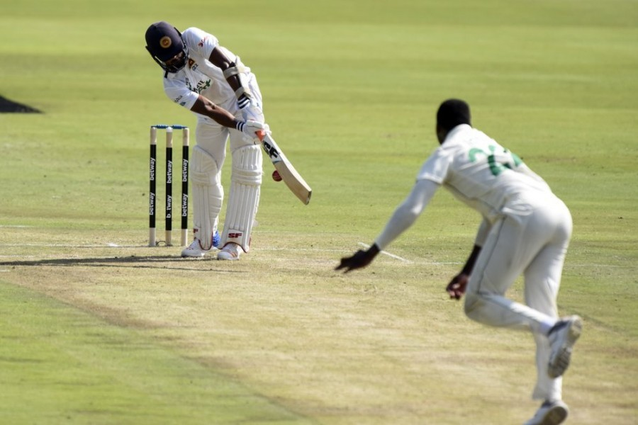 South Africa on top at close of Day -1 in second test