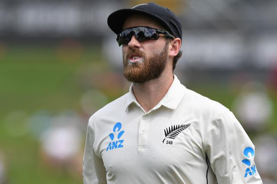 New Zealand's Kane Williamson seen in this undated Reuters photo