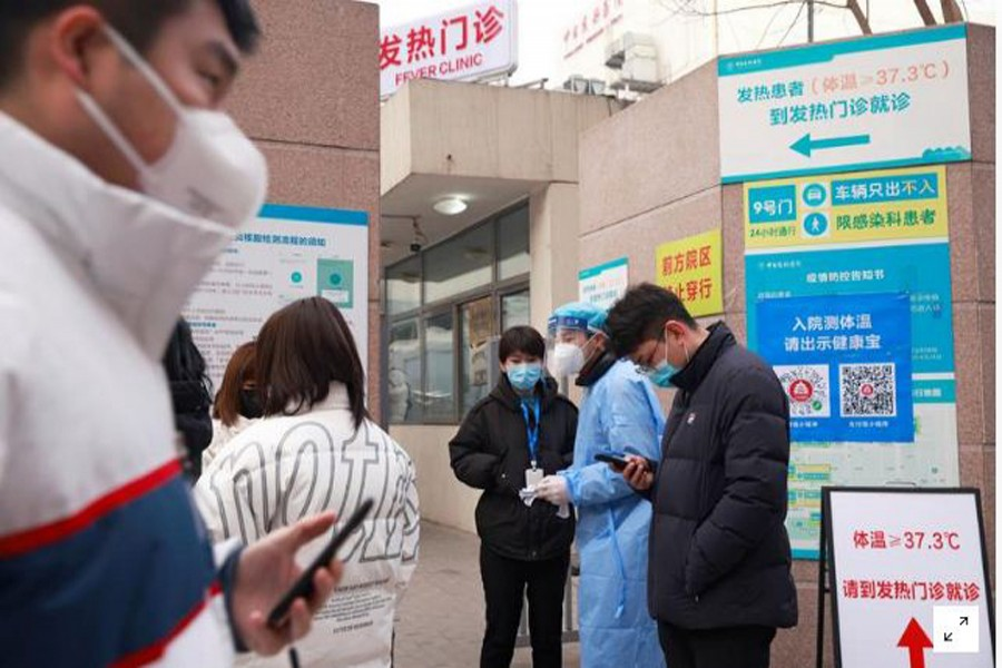 China locks down Hebei region for coronavirus outbreak