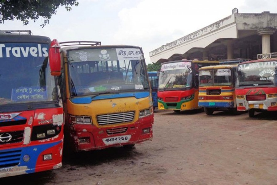 Relocation of bus terminals