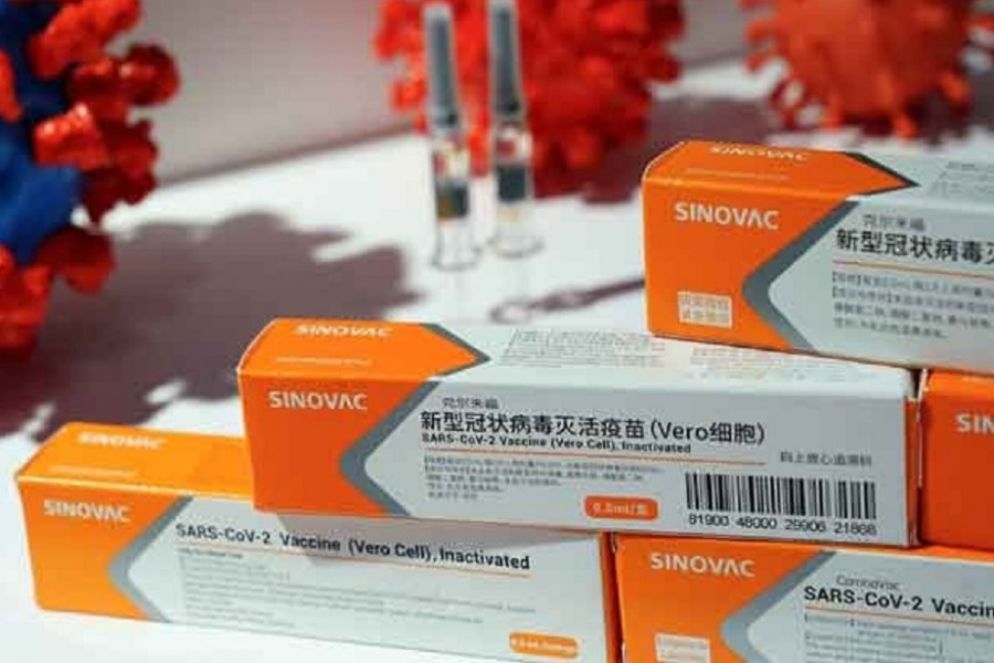 Sinovac's COVID-19 vaccine 78pc effective in late-stage trial in Brazil