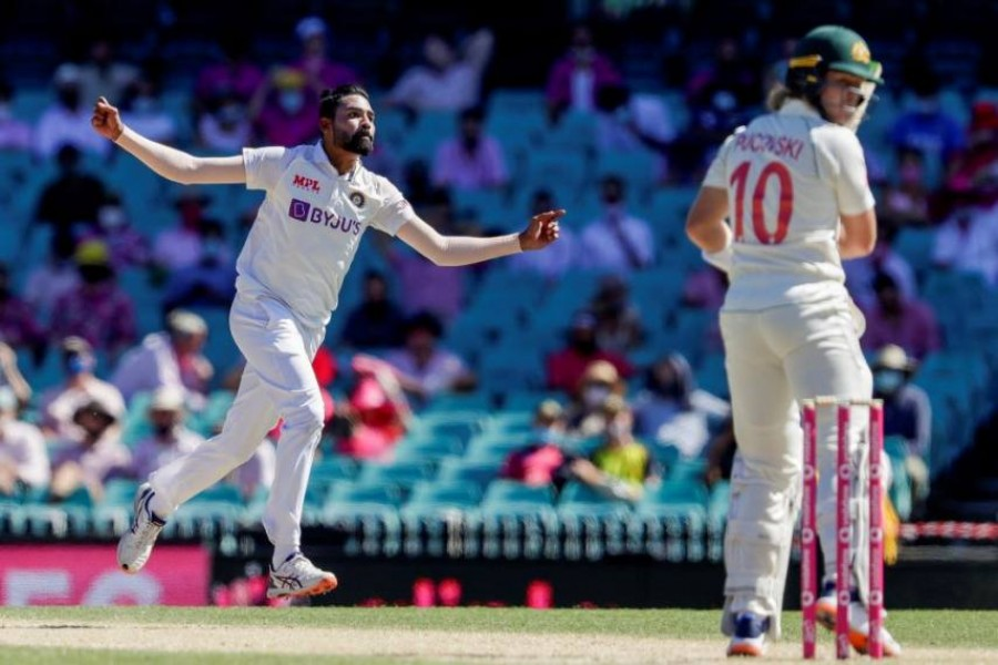 Australia-India Boxing Day Test Becomes