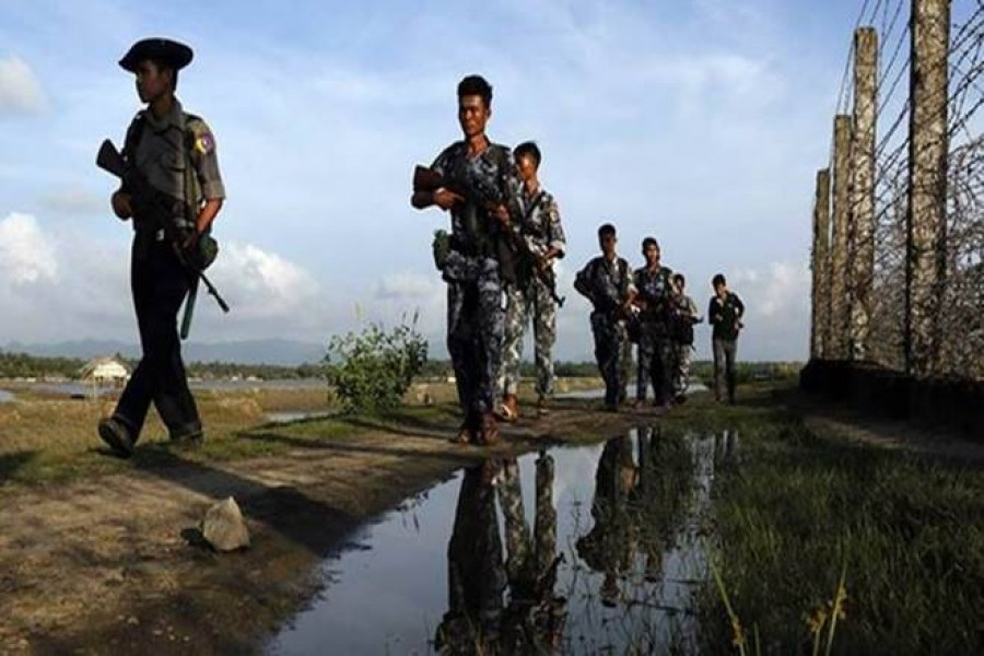 Facebook allowing Myanmar military to recruit for genocide, says rights body