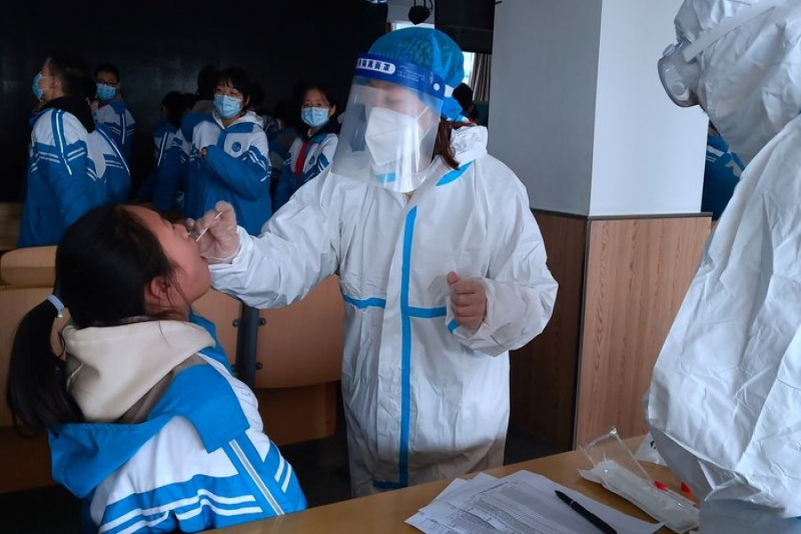 China sees twofold increase in new coronavirus cases, mainly in Hebei province