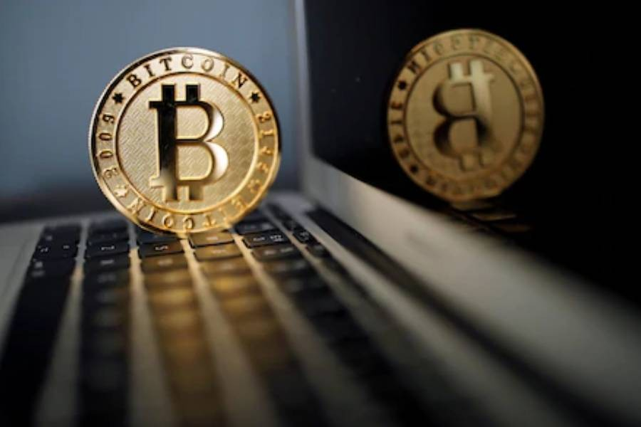 Bitcoin price falls by 20pc from history high
