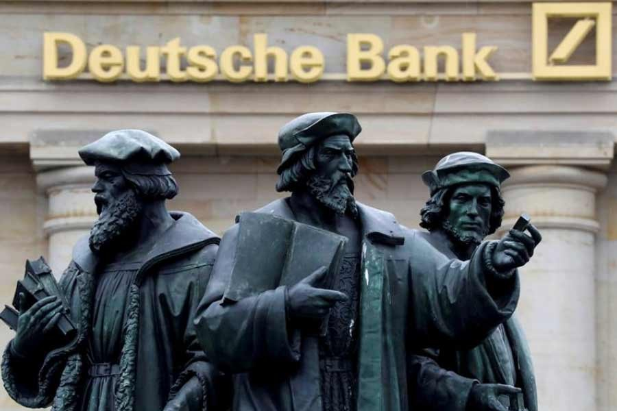 Deutsche Bank will not do business with Trump in future