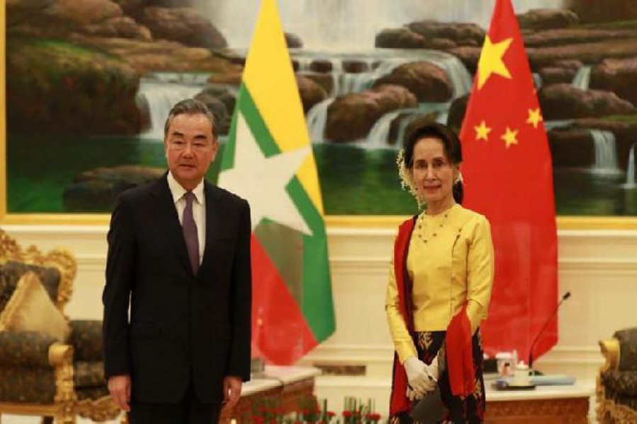 China will give Myanmar some COVID-19 vaccines, says ministry