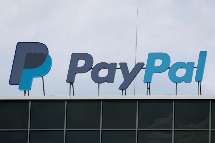 The German headquarters of the electronic payments division PayPal is pictured at Europarc Dreilinden business park south of Berlin in Kleinmachnow, Germany on August 6, 2019 — Reuters/Files